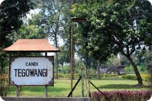 Candi Tegowangi Plemahan Jawa Timur Kab Kediri