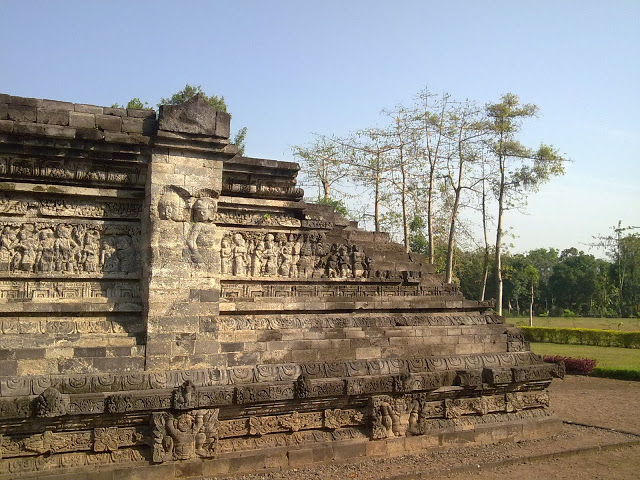 Candi Temple Tegowangi Kediri East Java Getaway Tours Located Plemahan