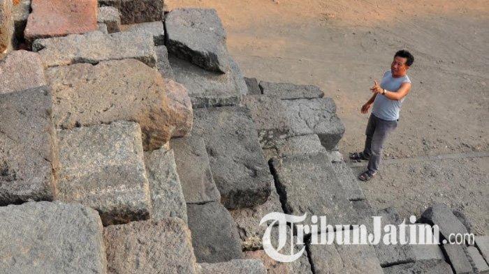 Relief Ruwatan Bethari Durga Bikin Candi Tegowangi Peninggalan Majapahit Menarik