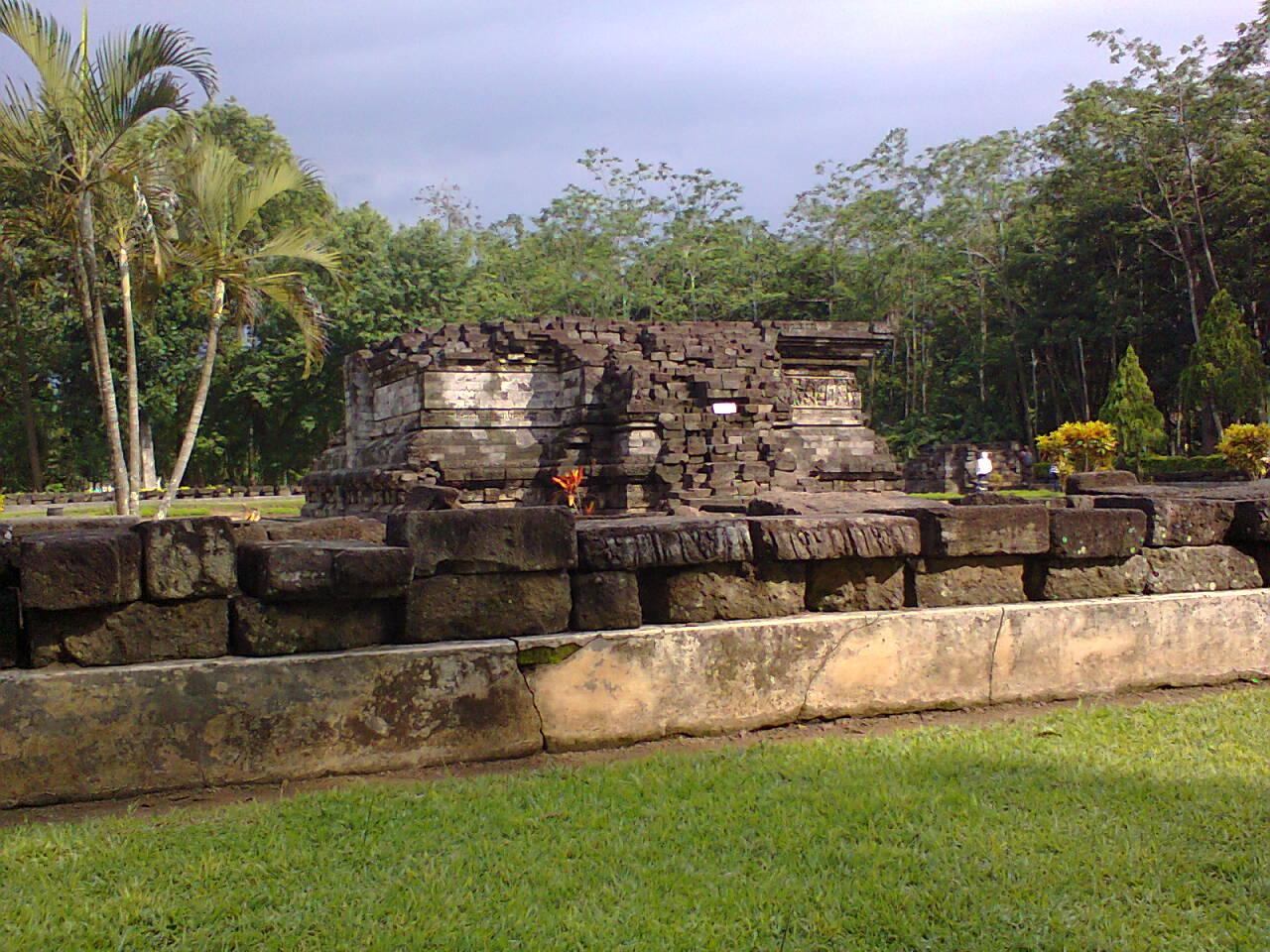 Sejarah Nusantara Wisata Candi Tegowangi Kediri Terletak Desa Kecamatan Plemahan