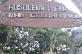 Gua Maria Pohsarang Kediri Wisata Gereja Katolik Ulinulin Terletak Komplek