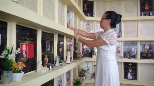 Keluarga Gelar Doa Misa Gereja Puhsarang Kediri Beritajatim Kab