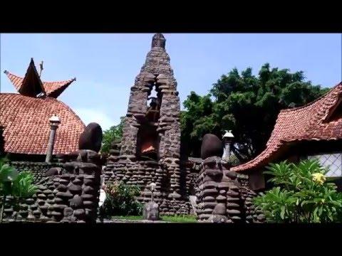Film Puhsarang Youtube Jelajah Kediri Nda Gua Maria Lourdes Jawa