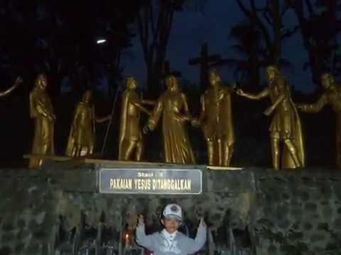 Gua Maria Lourdes Puh Sarang Simpang Lima Gumul Slg Kediri