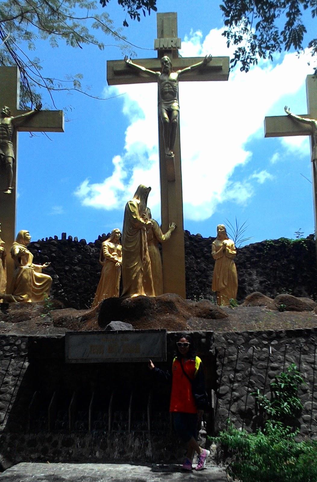 Jalan Salib Gua Maria Pohsarang Kediri Arayananews Obyek Wisata Rohani