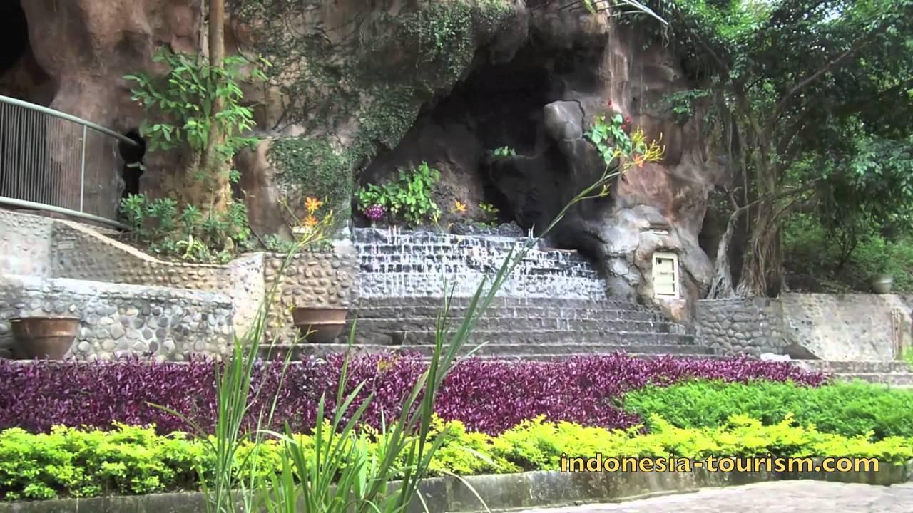 Poh Sarang Pilgrimage Tourism Kediri Youtube Gua Maria Pohsarang Kab