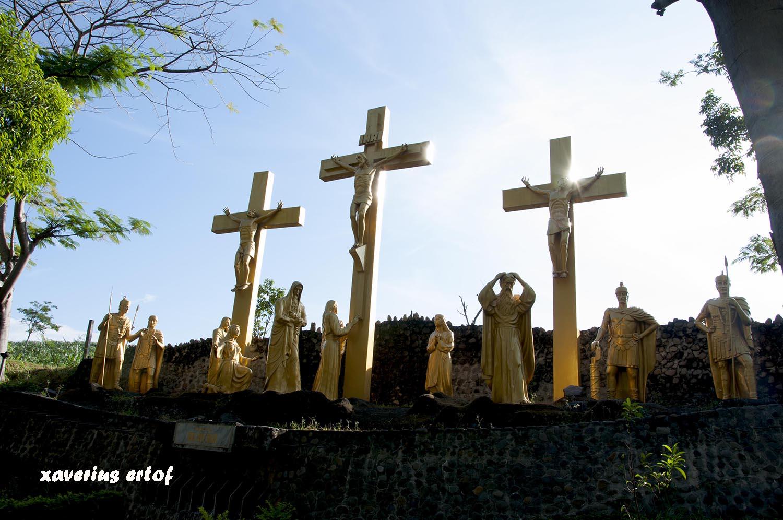Puhsarang Xaverius Ertof Umat Katolik Berziarah Ditawari Tempat Berdoa Kompleks