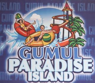 Gumul Paradise Island Warna Warni Kota Kediri Akhir Wisata Air