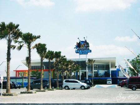 Gumul Paradise Island Warna Warni Kota Kediri Salah Satu Wahana