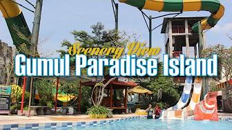 Review Tempat Wisata Gumul Paradise Island Kediri Aka Videos Scenery
