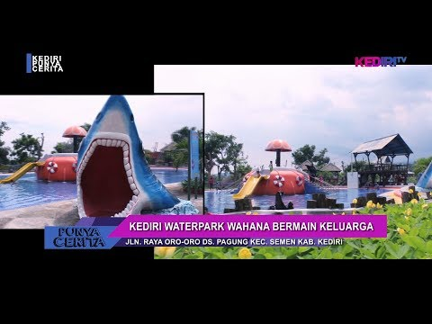 Review Tempat Wisata Gumul Paradise Island Kediri Clipon Stream Waterpark