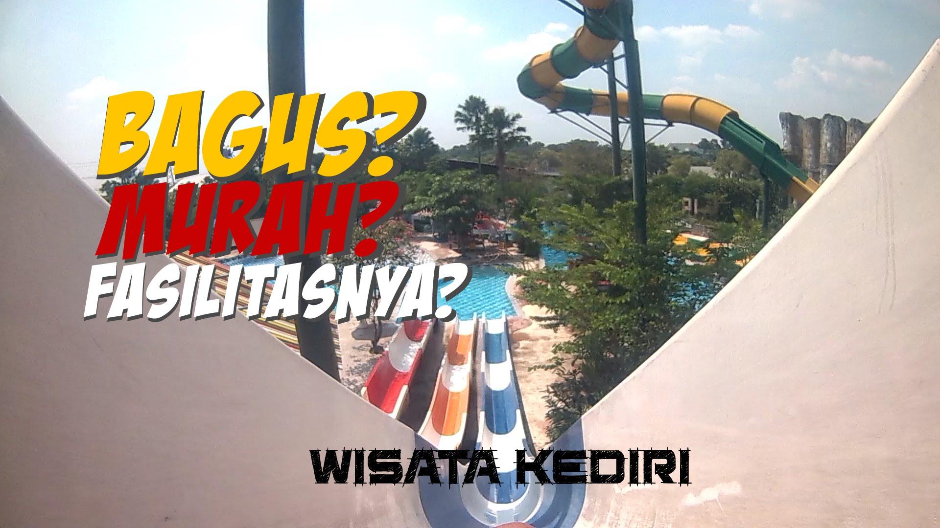 Review Tempat Wisata Gumul Paradise Island Kediri Youtube Kab