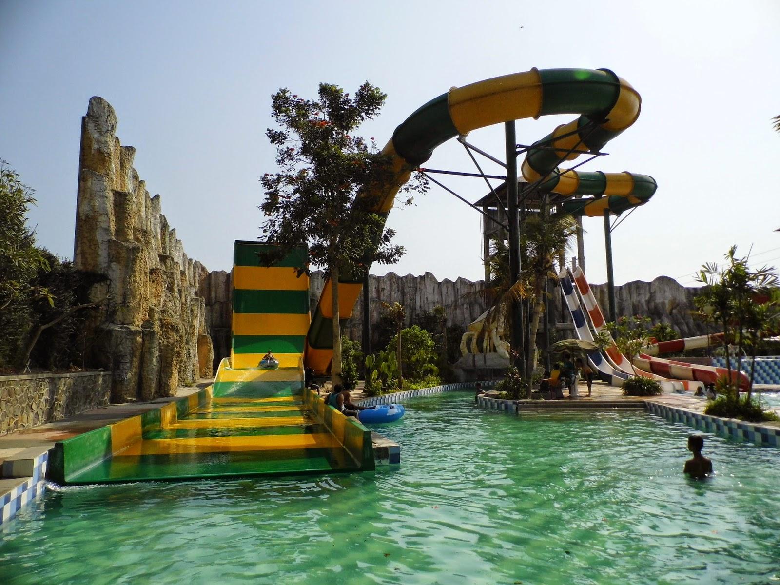 Wisata Terbaru Kediri Gumul Paradise Island Makde Udin Kab