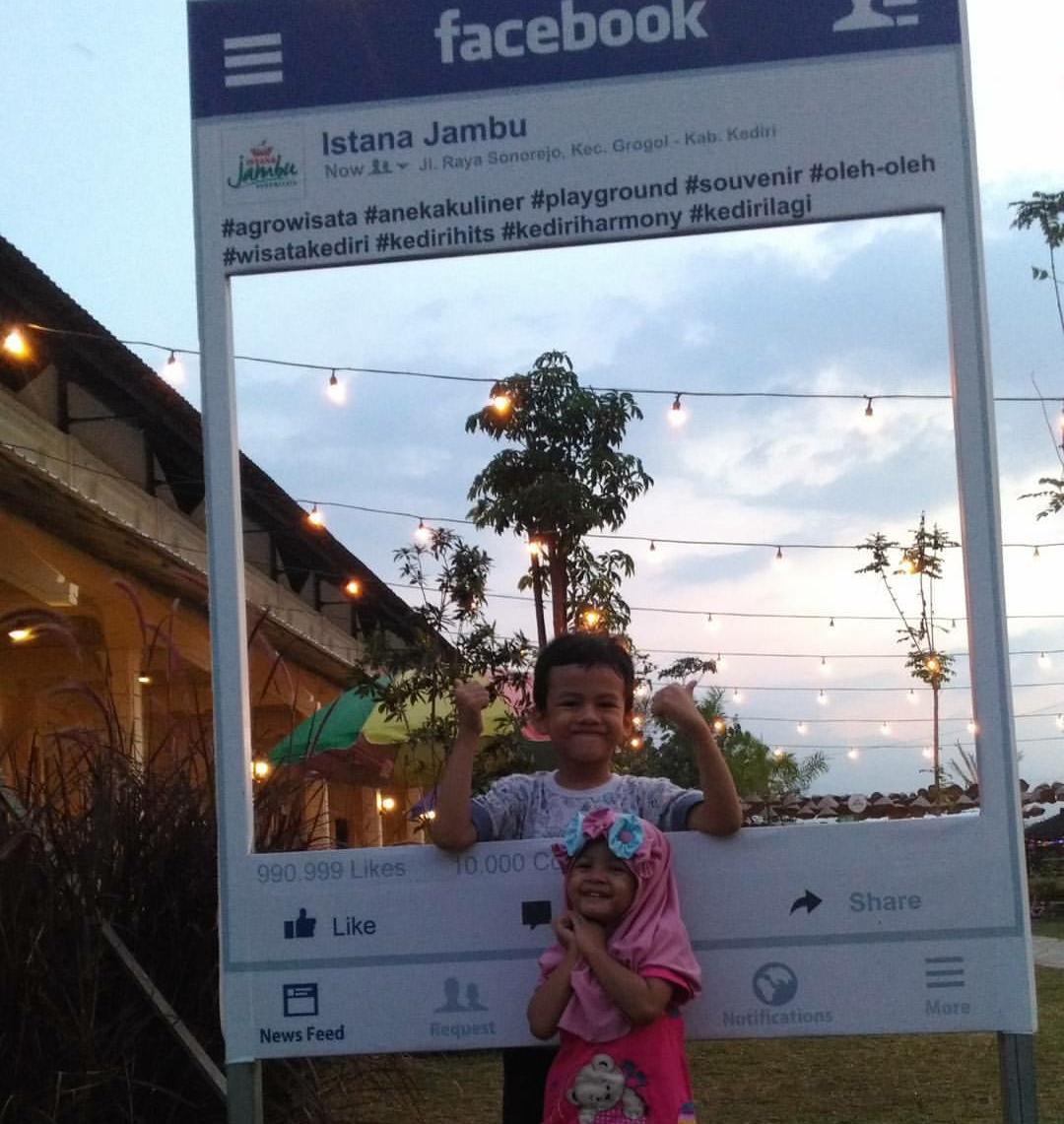 Harga Tiket Masuk Rute Istana Jambu Kediri Terbaru 2018 Instagram