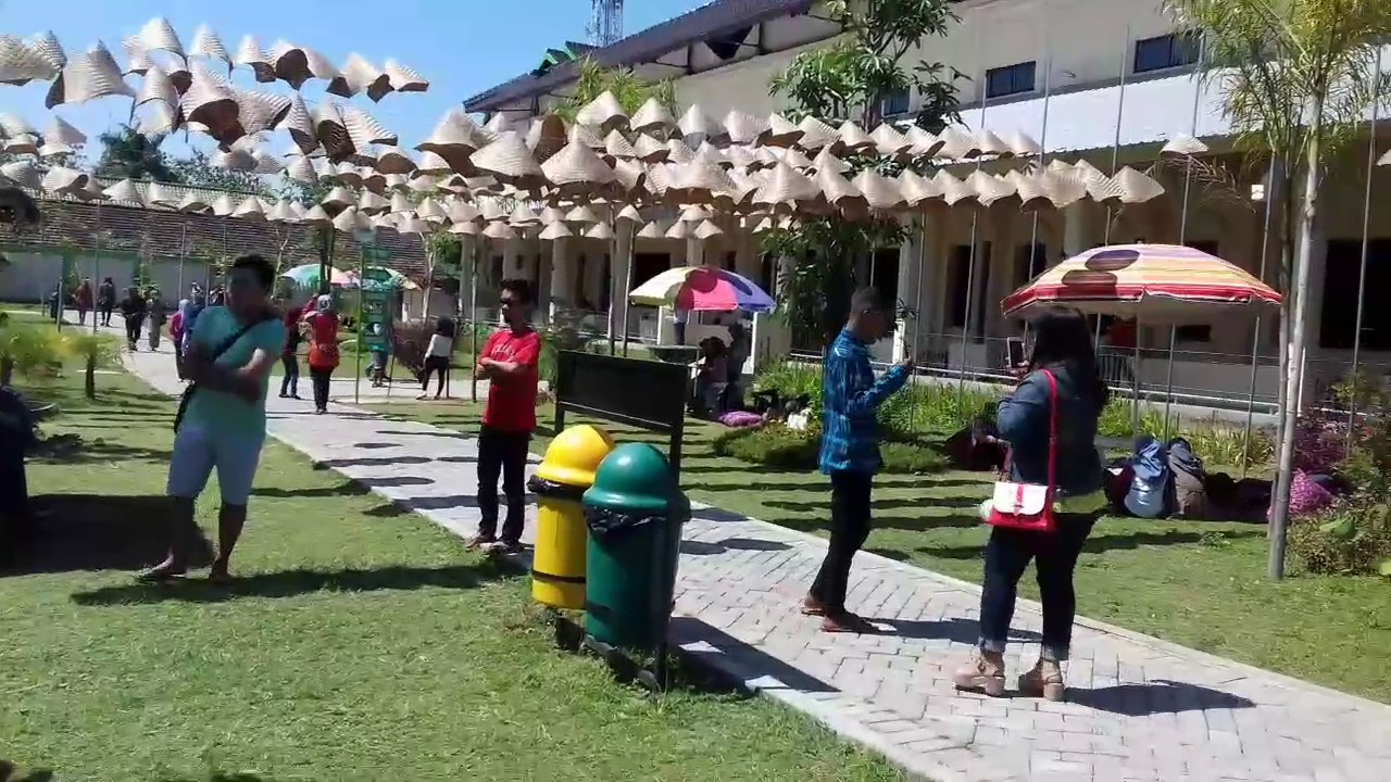 Istana Jambu Agrowisata Kediri Youtube Kab