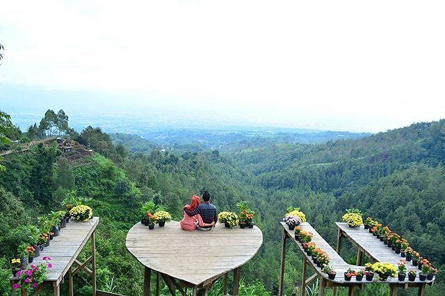 Jawa Timur Tempat Wisata Indonesia Bukit Bulu Coban Rais Malang