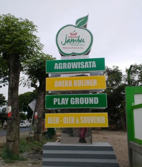 Lokasi Rute Menuju Istana Jambu Kediri Tempat Wisata Indonesia Kab