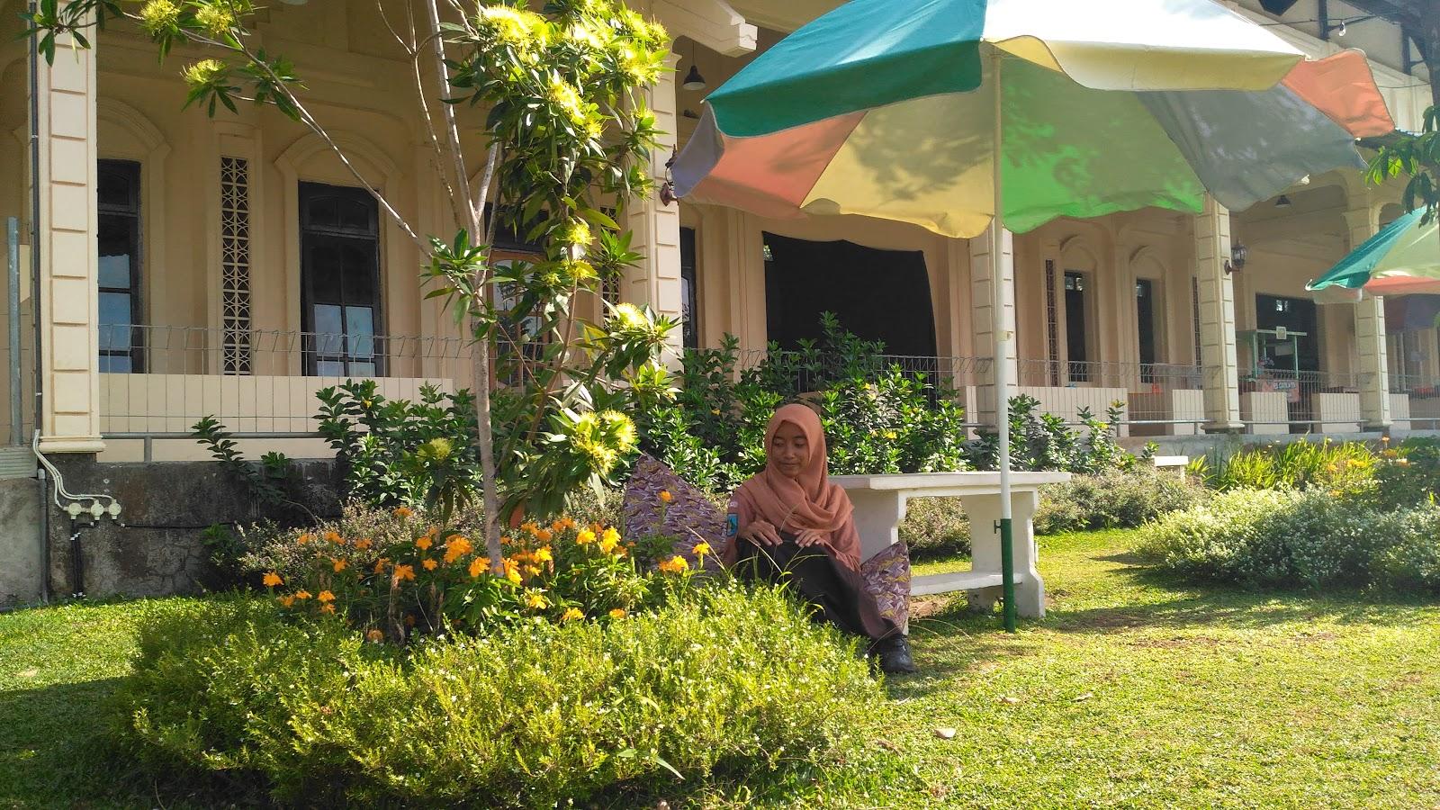Spot Foto Wisata Istana Jambu Kediri Kab