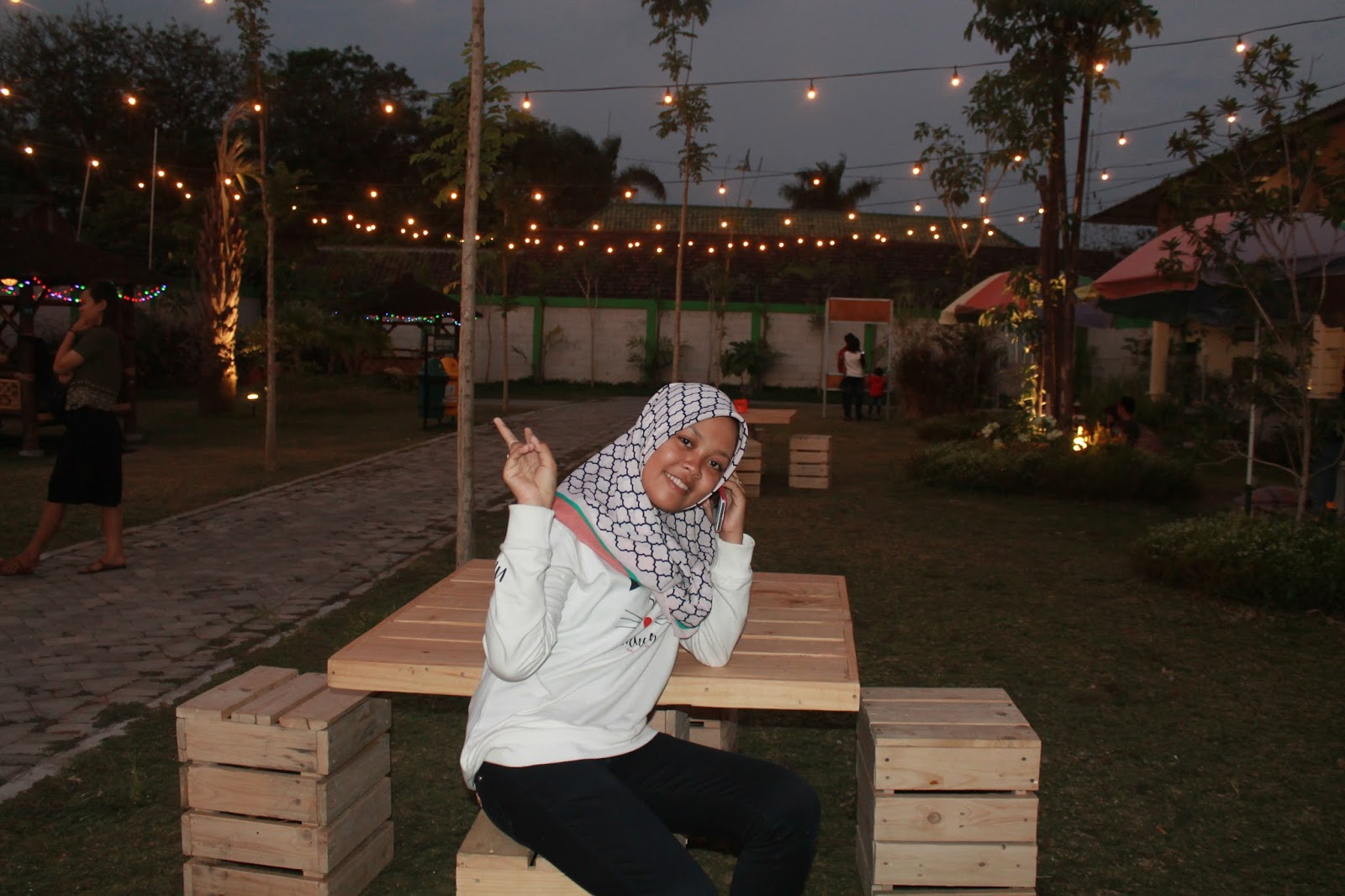Travelling September 2017 Istana Jambu Kediri Kab