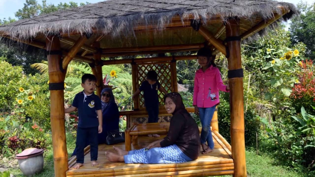 Kampung Anggrek Kab Kediri Youtube
