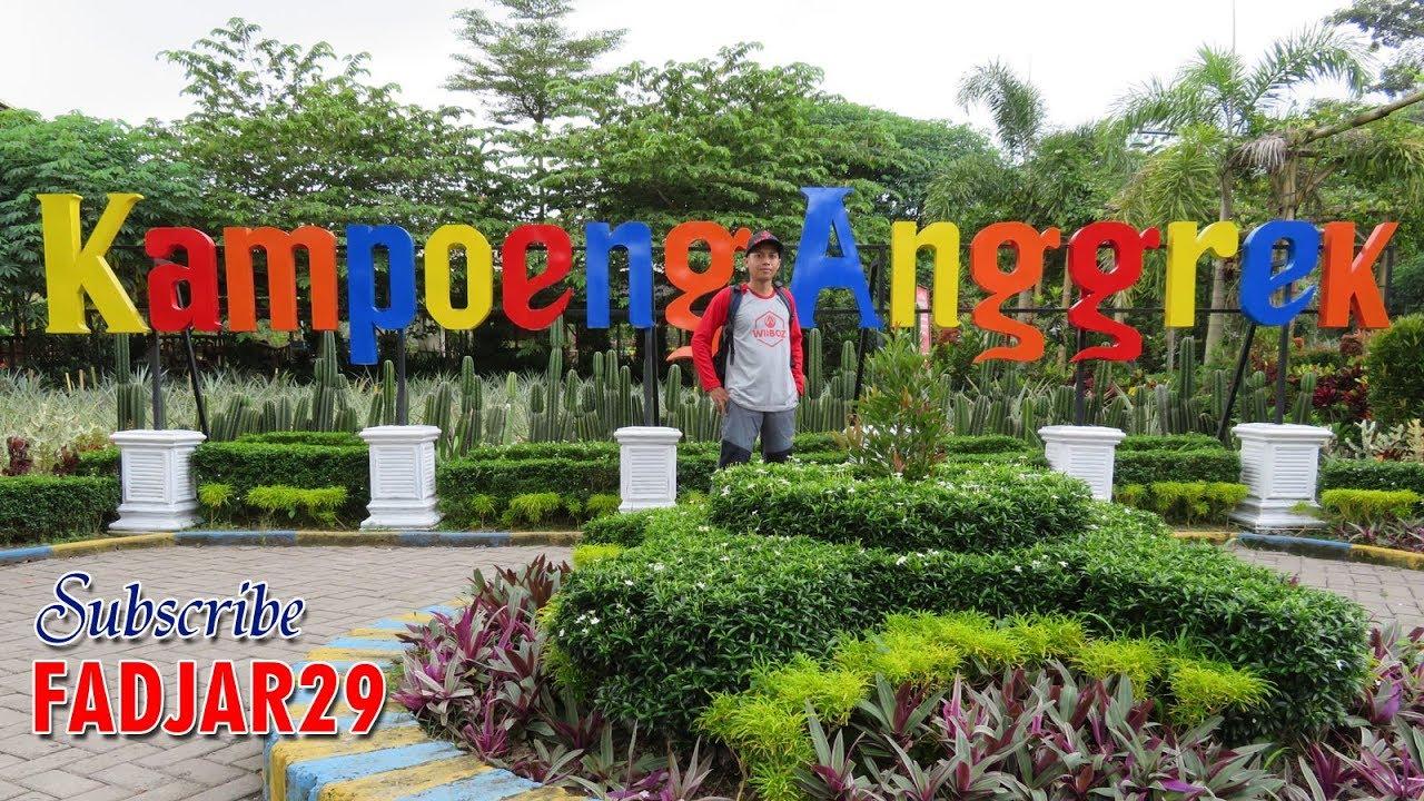 Wisata Edukasi Kampung Anggrek Desa Sempu Ngancar Kabupaten Kediri Kab