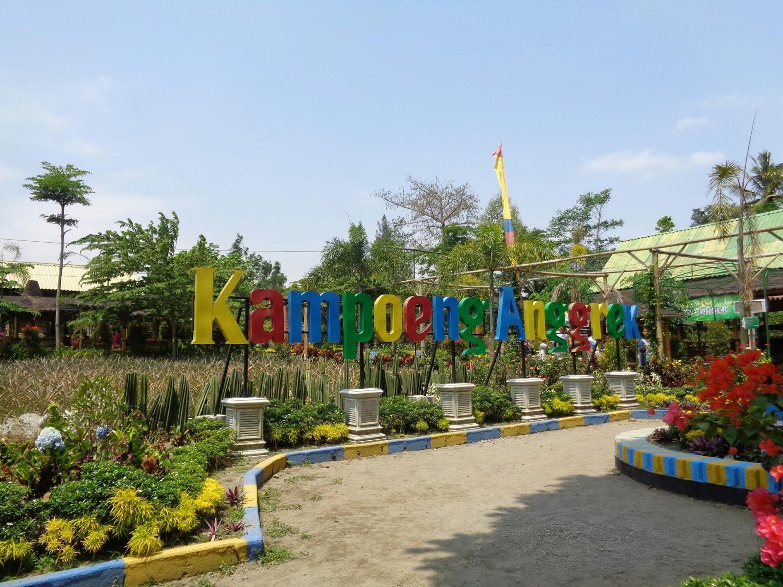 Wisata Trevelling Travelling Kampung Anggrek Okeee Guys Cukup Sampai Disini