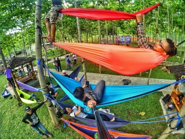 Harga Tiket Masuk Alamat Bukit Dhoho Indah Kediri Destinasi Wisata