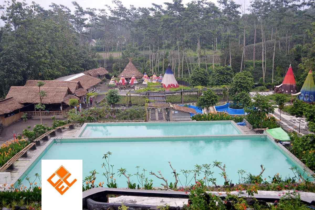 Kampung Indian Pesona Wisata Kabupaten Kediri5 Cec Share Kab Kediri