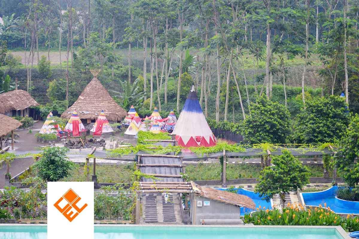 Kampung Indian Pesona Wisata Kabupaten Kediri6 Cec Share Kab Kediri