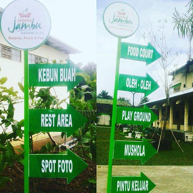 Lokasi Harga Tiket Masuk Istana Jambu Kediri Agrowisata Terbaru Cocok
