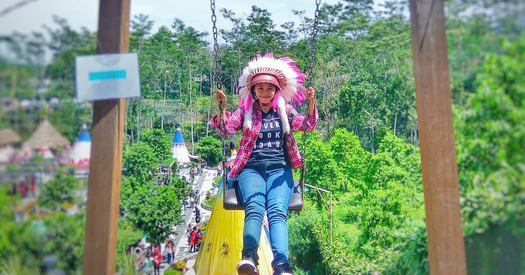 Lokasi Harga Tiket Masuk Kampung Indian Kediri Kab