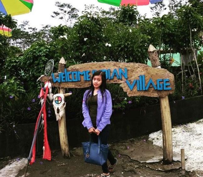 Lokasi Kampung Indian Kediri Cektravel Info Kab