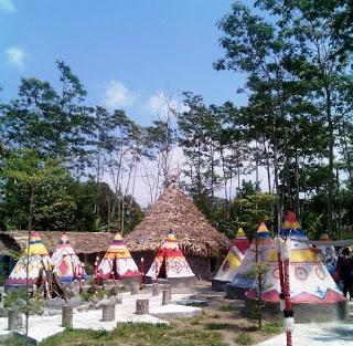 Lokasi Rute Menuju Kampung Indian Kediri Berbagi Trik Internet Tenda
