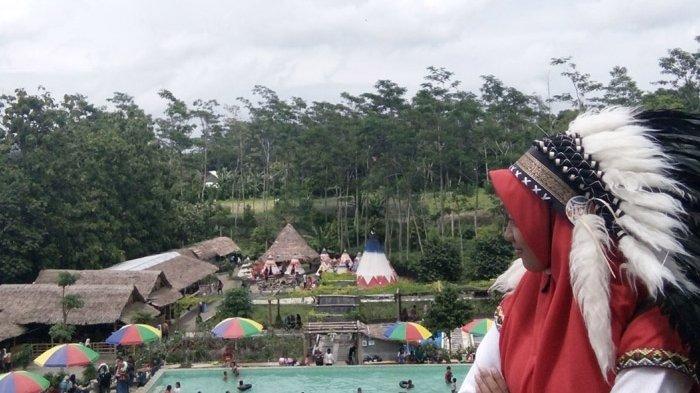 Sssttt Kampung Indian Kediri Surya Kab