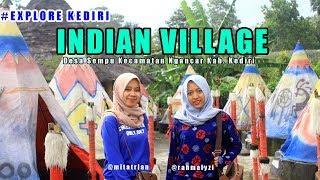 Tempat Wisata Kampung Indian Kabupaten Kediri Trevelling Kab