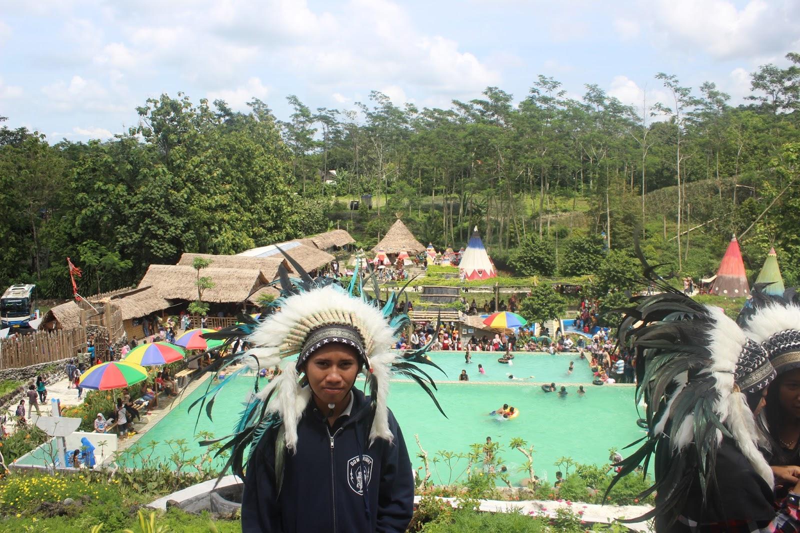 Travelling East Java Kampung Indian Kab Kediri Hobby Bermain Game