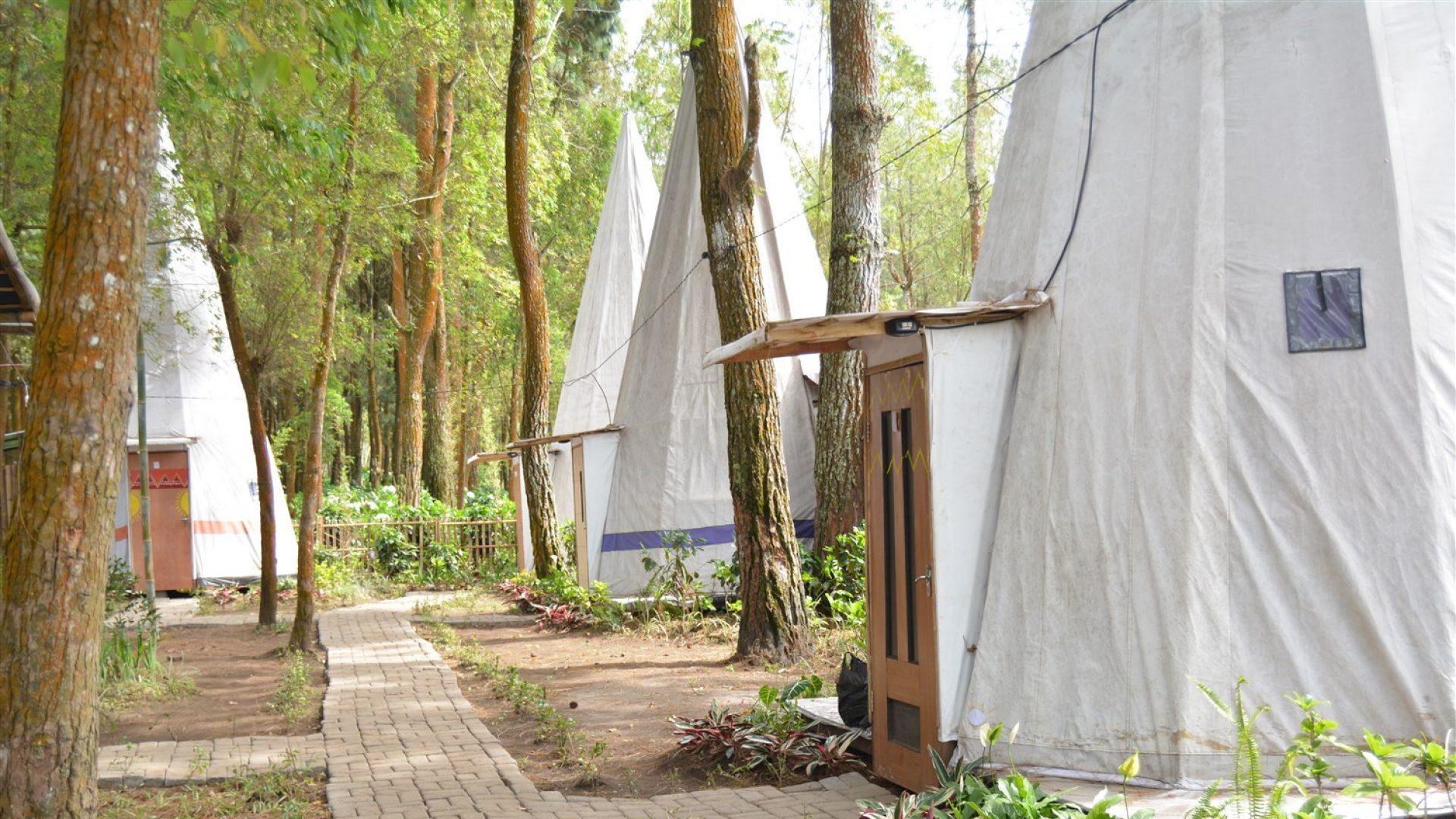 Uniknya Kampung Indian Kediri Travel Today Cocok Mengajak Rekreasi Keluarga