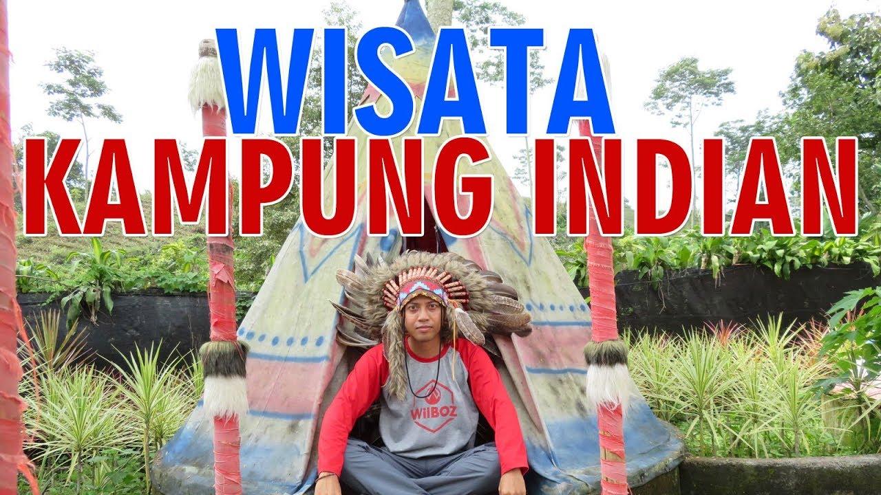 Wisata Kampung Indian Desa Sempu Kecamatan Ngancar Kabupaten Kediri Kab