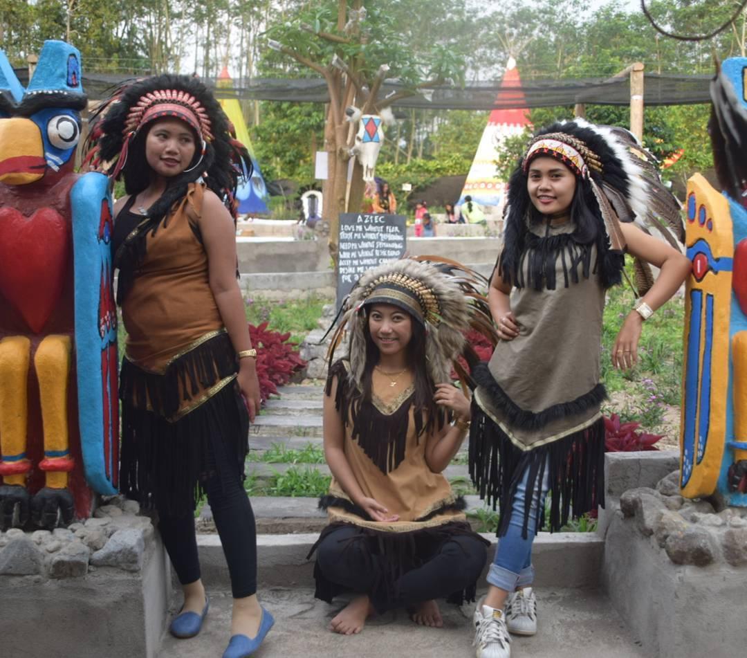 Wisata Kediri Jadi Suku Indian Sehari Traveling Yuk Bisa Sewa