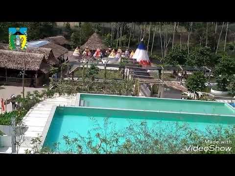 Wisata Kediri Kampung Indian Village Destinasi Kabupaten Kab