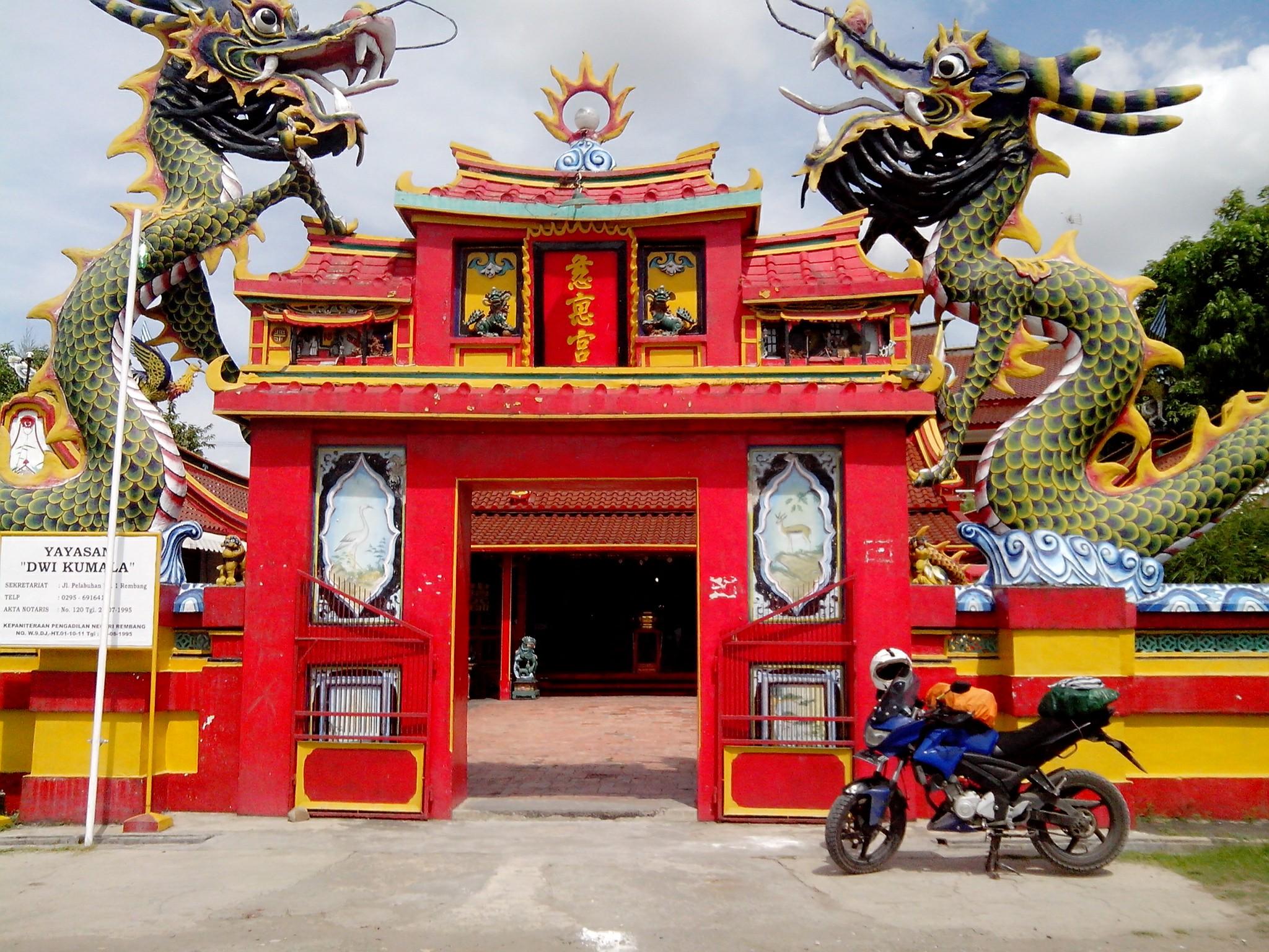 City Inspiride Wisata Rembang 28 Klenteng Mak Tjoe Hwie Kiong