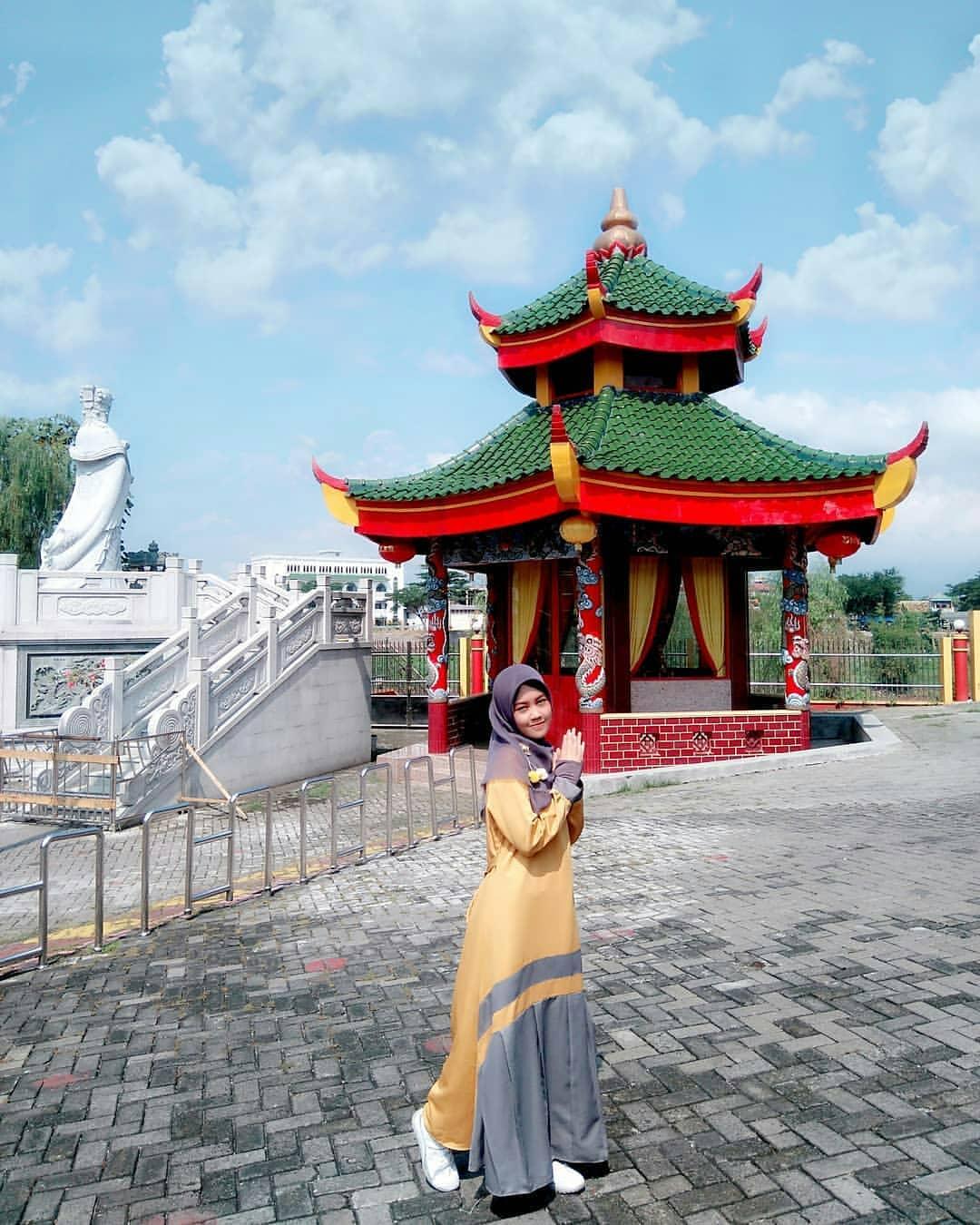 Kediriimages Instagram Foto Capture Kediri Klenteng Tjoe Hwie Kiong Jawa