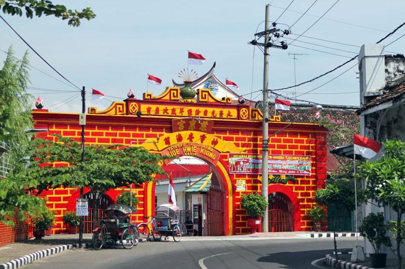 Kelenteng Tjoe Hwie Kiong Pedia Trip 30 Kab Kediri