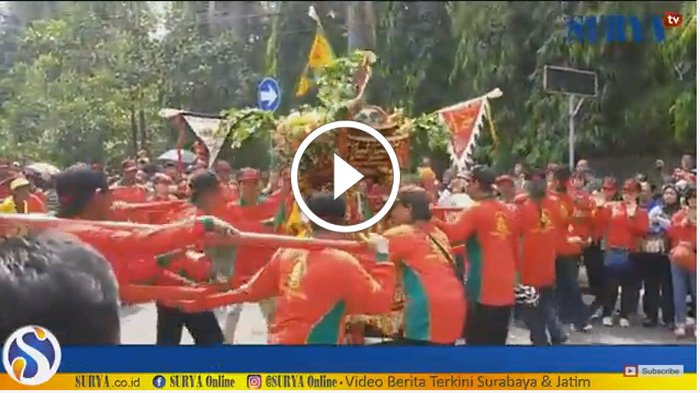 Tag Kediri Video 200 Kelenteng Tjoe Hwie Kiong Jadi Saksi