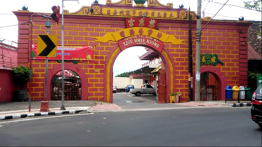 Tutorial Kelenteng Tjoe Hwie Kiong Sebuah Tri Dharma Terawat Indah