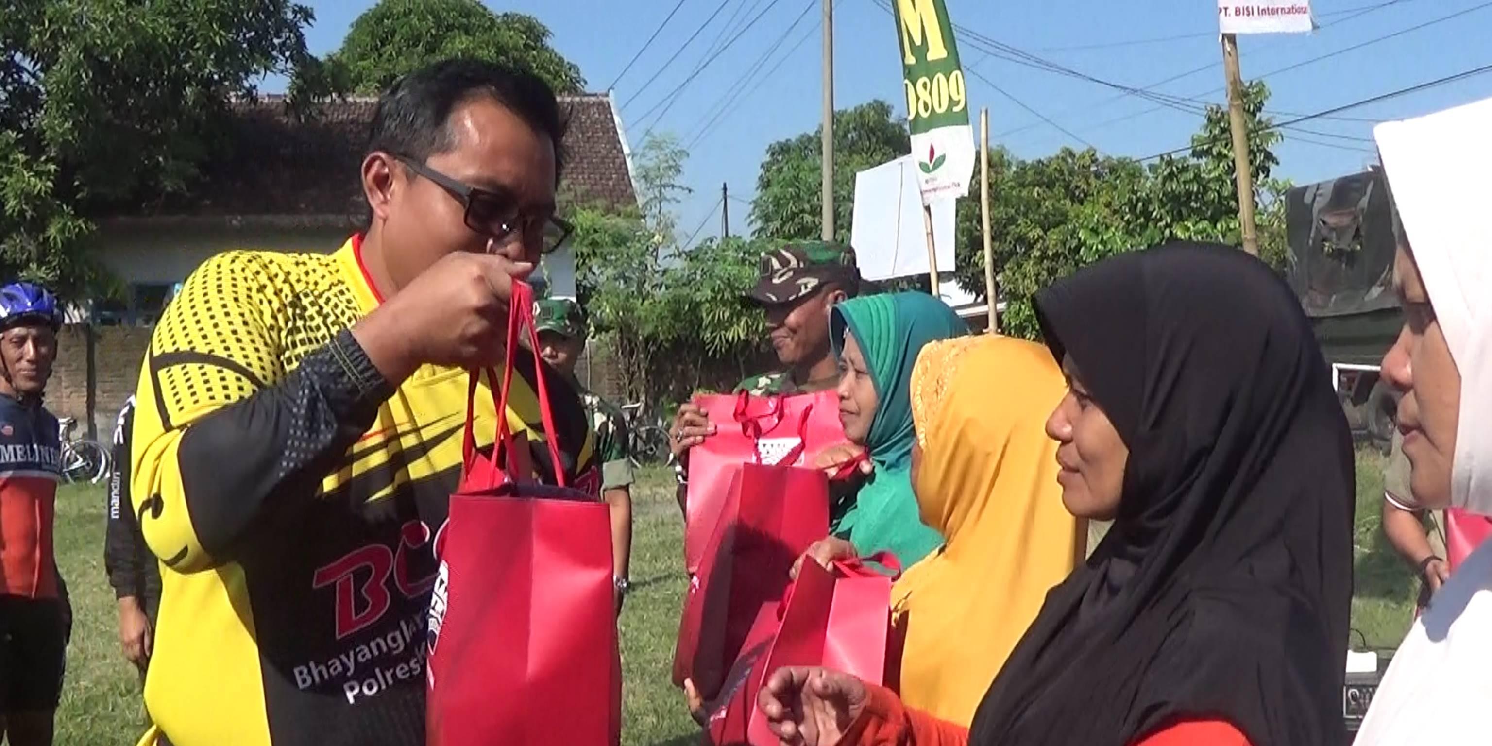 Warta Sulsel Kediri Road Bike Launching Brawijaya Cycling Club Diwarnai