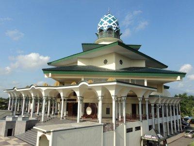 Hope Pleasure Kediri Masjid Agung Kota Kab