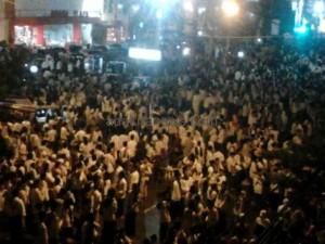 Jama Ah Dzikir Bersama Jelang Hijriah Kota Kediri Adakitanews 2015