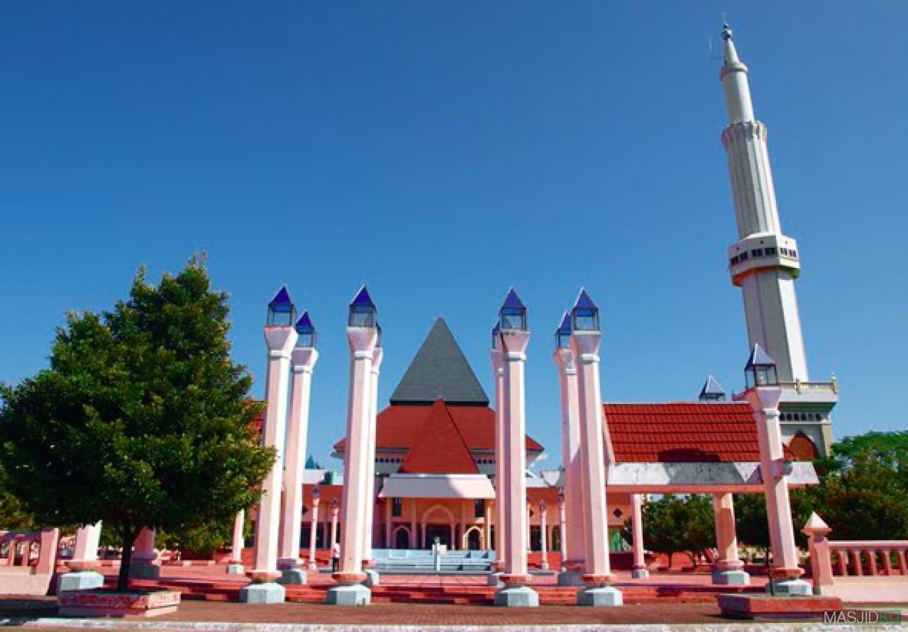 Mari Makmurkan Masjid Hubungkan Agung Nur Pare Kediri Masjidku Kab