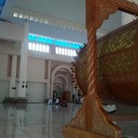 Masjid Agung Nur Kediri Foto Diambil Oleh Egi 5 10